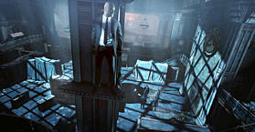 Hitman Absolution: Deluxe Professional Edition screen shot 17