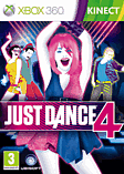 Just Dance 4 Xbox 360 Kinect