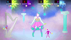 Just Dance 4 screen shot 4