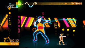 Just Dance 4 screen shot 8