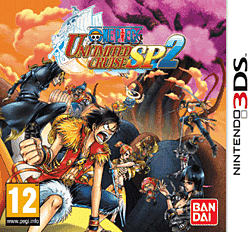 One Piece: Unlimited Cruise SP 2 3DS Cover Art