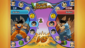 Dragon Ball Z: Budokai HD Collection screen shot 1