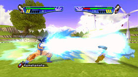 Dragon Ball Z: Budokai HD Collection screen shot 2
