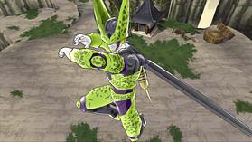 Dragon Ball Z: Budokai HD Collection screen shot 3