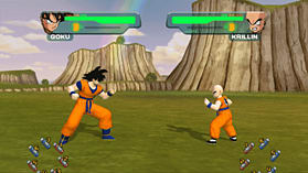 Dragon Ball Z: Budokai HD Collection screen shot 5