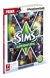 The Sims 3 Supernatural Prima Official Game Guide Strategy Guides and Books