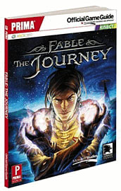 Fable: The Journey Official Game Guide Strategy Guides and Books