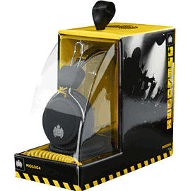 Ministry of Sound MOS004 Headphones - Black/Yellow Electronics