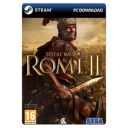 Total War: Rome II PC Games Cover Art
