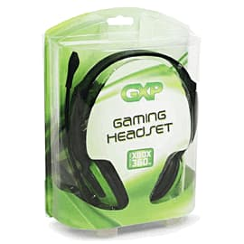 Lightweight X360 Headset Accessories