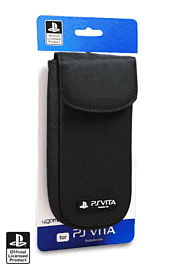 PlayStation Vita Clean n Protect Pouch - Black Accessories 