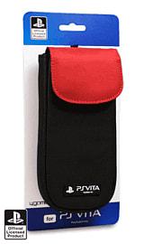 PlayStation Vita Clean n Protect Pouch - Red Accessories