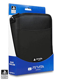 PlayStation Vita Deluxe Travel Case  - Black Accessories