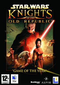 Star Wars: Knights of the Old Republic (Mac) Mac Cover Art