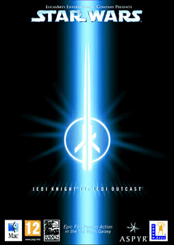Star Wars: Jedi Knight II: Jedi Outcast (Mac) Mac