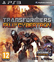 Transformers: Fall of Cybertron GAME Exclusive Generation 1 Retro Pack PlayStation 3