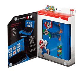 Mario and Luigi Hard Case for DSi XL and 3DS XL Accessories