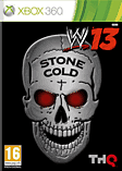 WWE 13 GAME Exclusive Austin 3:16 Collector's Edition Xbox 360