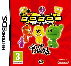 Gogo's Crazy Bones DSi and DS Lite