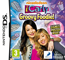 iCarly: Groovy Foodie DSi and DS Lite