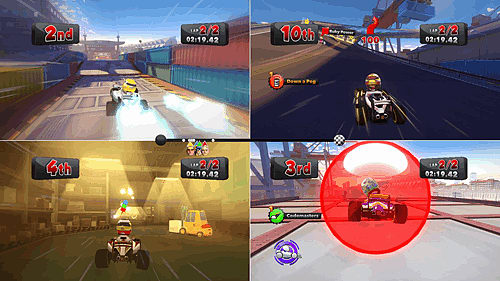 F1 Race stars Review for PlayStation 3, Xbox 360 and Pc at GAME