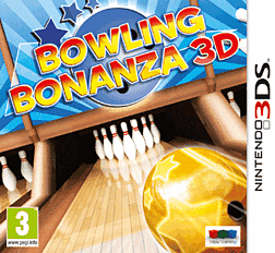 Bowling Bonanza 3DS Cover Art
