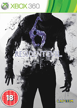 Resident Evil 6 Steelbook Edition Xbox 360 Cover Art
