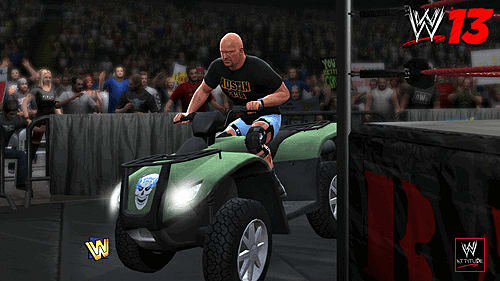 WWE 13 Exclusive Austin 3:16 collector's edition at GAME on PS3 and Xbox 360