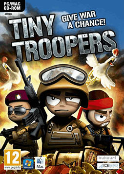 Tiny Troopers PC Games Cover Art