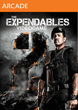 The Expendables 2 Xbox Live Cover Art