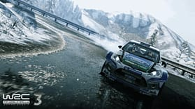 WRC 3 screen shot 2