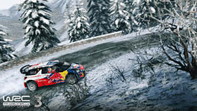WRC 3 screen shot 1