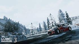 WRC 3 screen shot 3