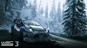 WRC 3 screen shot 4