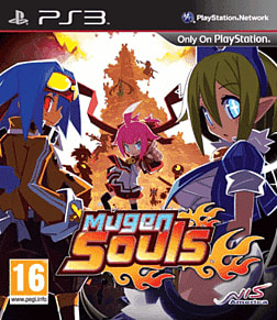 Mugen Souls PlayStation 3 Cover Art