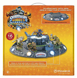 Skylanders Battle Arena Toys and Gadgets