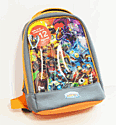 Skylanders Giants Mini Rucksack - Orange Toys and Gadgets