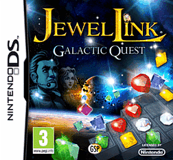 Jewel Link: Galactic Quest DSi and DS Lite