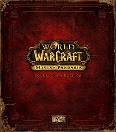 World of Warcraft: Mists of Pandaria Collector's Edition PC Games Cover Art