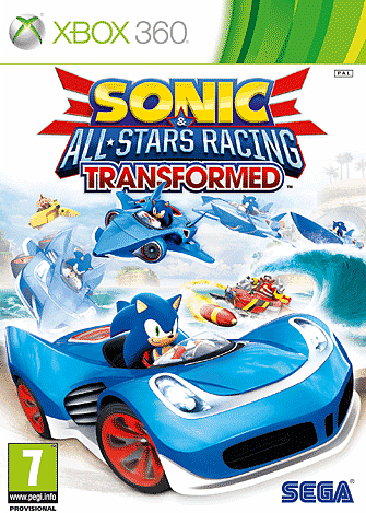 Sonic & All-Stars Racing Transformed on Xbox 360, PS3, Wii U, PC, DS and 3DS at GAME