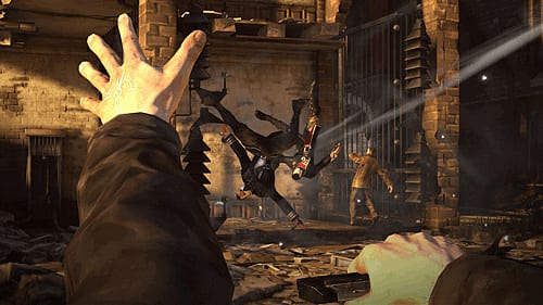 Supernatural attacks in Dishonored for Xbox 360, Ps3 and PC at GAME