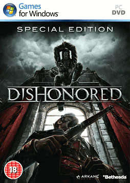 Dishonored: GAME Exclusive Special Edition PC Games Cover Art