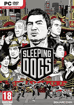 Sleeping Dogs PC Games Cover Art