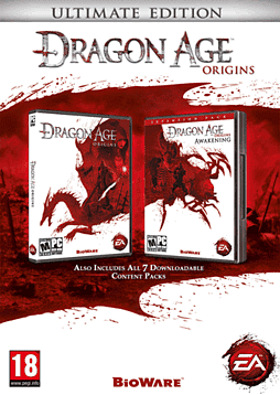 Dragon Age: Origins – Ultimate Edition Mac Mac Cover Art
