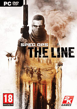 Spec Ops: The Line PC Games Cover Art