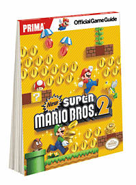 New Super Mario Bros 2 Strategy Guide Strategy Guides and Books