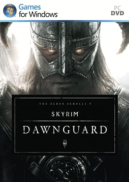 The Elder Scrolls V: Skyrim - Dawnguard - Only at GAME PC Games Cover Art
