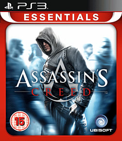 Assassin's Creed (PS3 Essentials) PlayStation 3 Cover Art