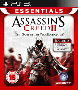 Assassin's Creed 2 - Game of the Year Edition (PS3 Essentials) PlayStation 3