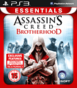 Assassin's Creed: Brotherhood (PS3 Essentials) PlayStation 3